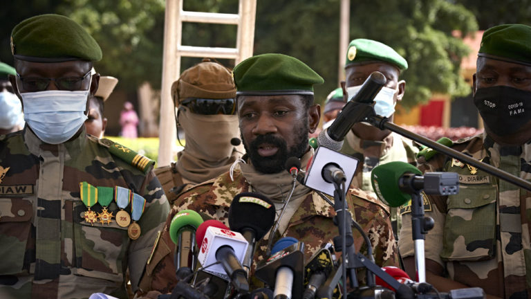 ECOWAS Appeals For Joint Effort In Tackling Mali Crisis