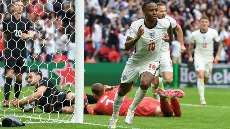 England Send Germany Out Of Euro 2020, Hit Quarter-Finals