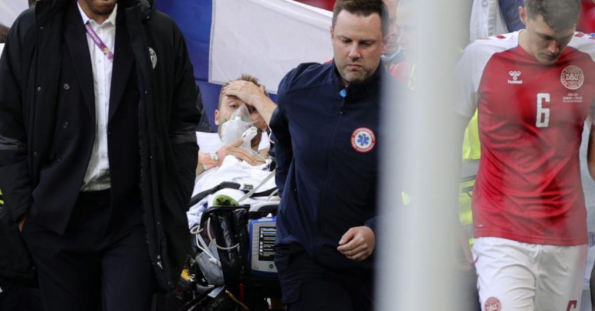 Eriksen Was Gone, Team Doctor Confirms Cardiac Arrest