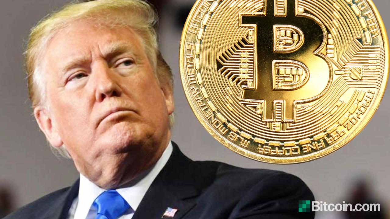 Ex-US President, Donald Trump Declares Bitcoin 'A Scam'