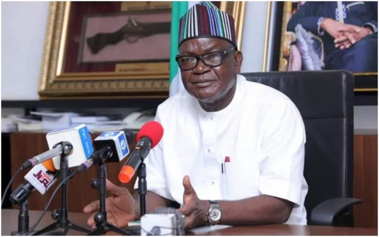 IDP Camps We Are In A Serious Humanitarian Crisis - Ortom
