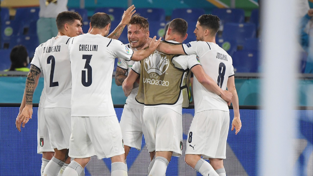 Italy Open Euro 2020 Account With Dominant Win Over Turkey