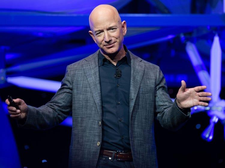 Jeff Bezos Set To Travel To Space