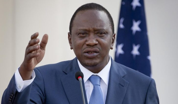 Kenyatta Criticises Judges For Blocking Constitutional Reform