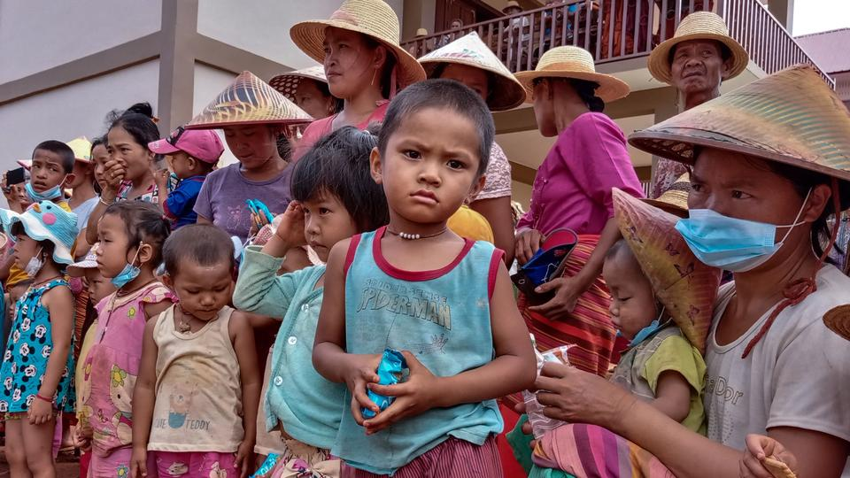 New East Myanmar Crises Have Displaced At Least 100,000 - UN