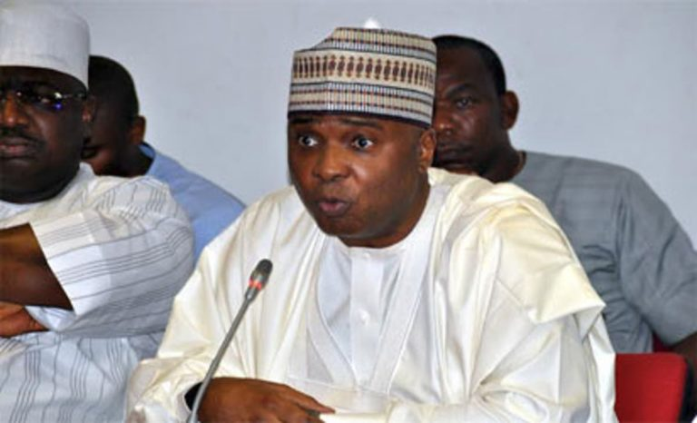 Nigeria's Democracy In Serious Danger - Saraki