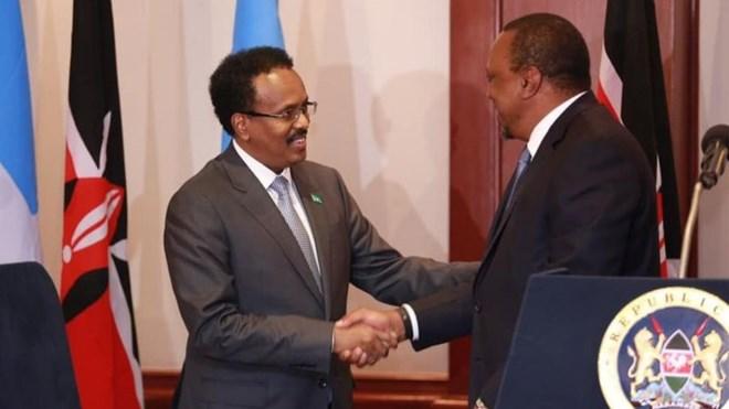 Somalia Normalises Diplomatic Relations With Kenya