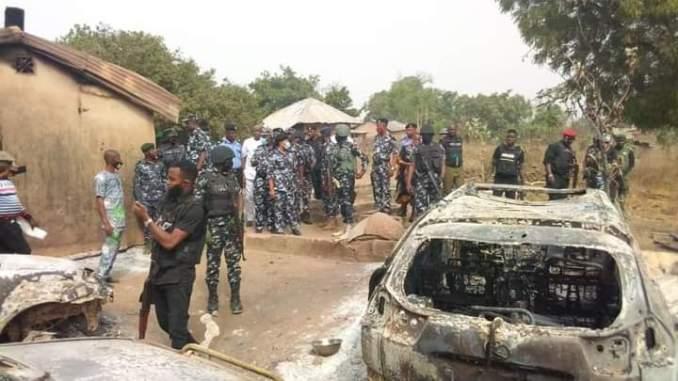 Suspected Fulani Herdsmen Kill Many In Igangan, Burn Houses