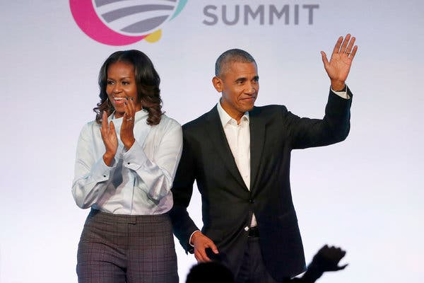 The Obamas' Netflix Animated Series To Hit The Screens July