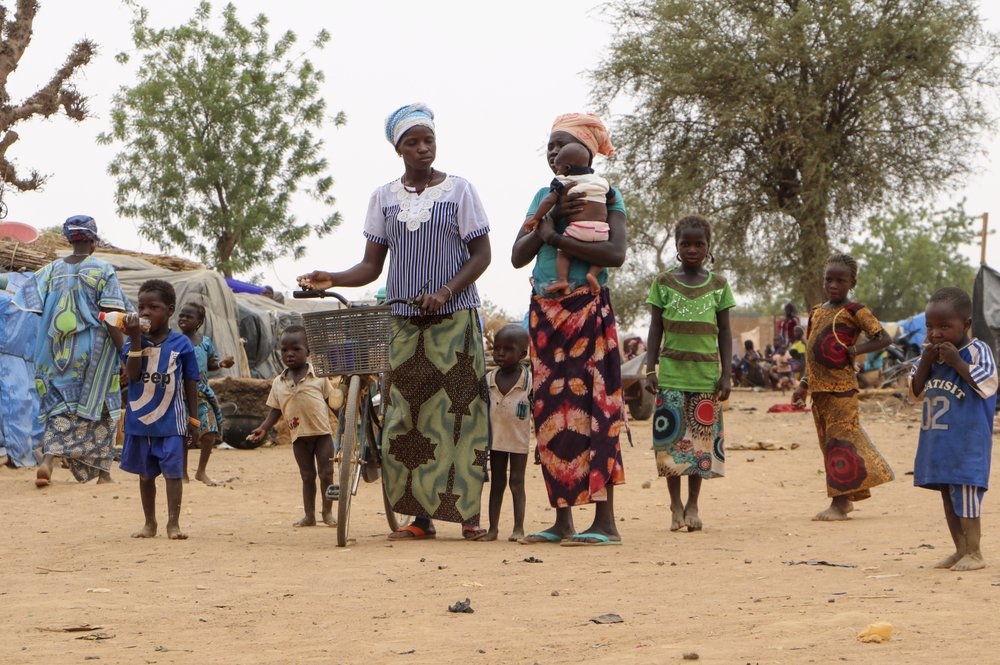 Thousands Displaced In Burkina Faso Following Massacre