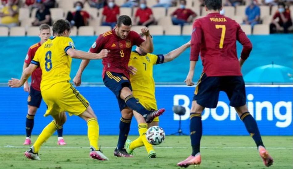 Wasteful Spain Held By Sweden In Euro 2020 Opener