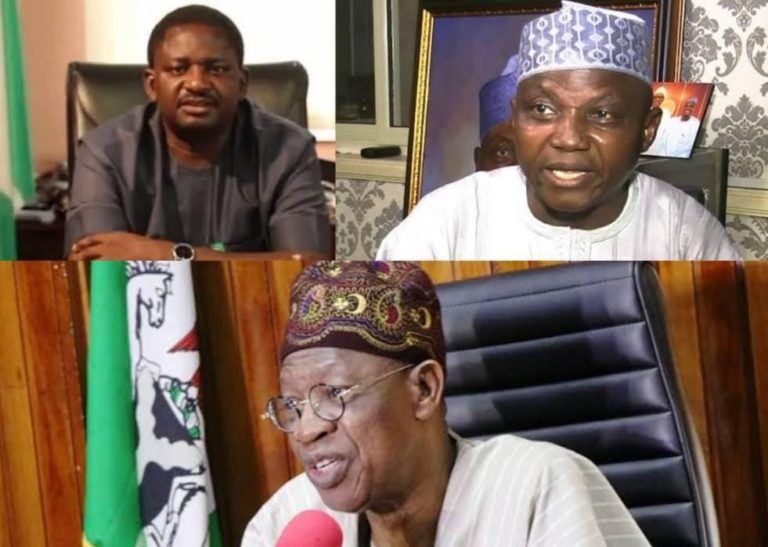 Adesina, Garba, Mohammed: The Lying Machines Of APC Cabal