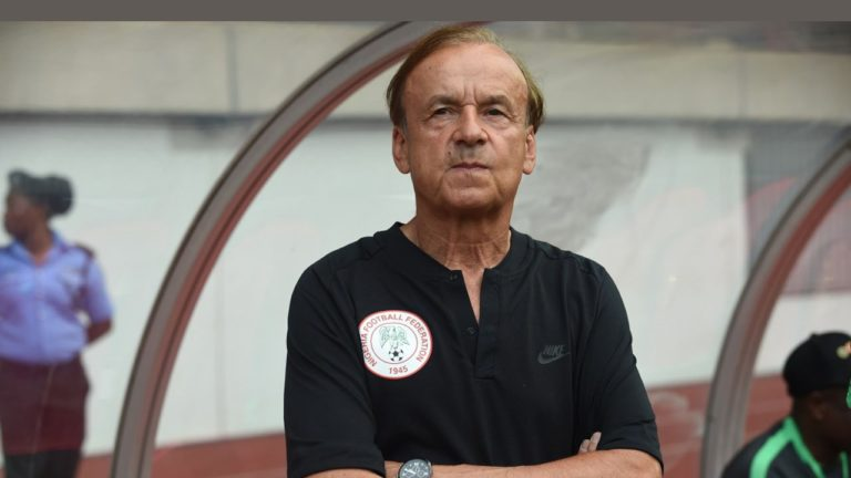 Why Eagles Lost To Cameroon - Rohr
