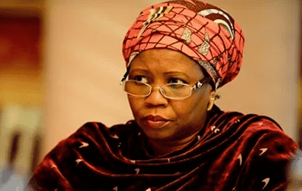 Buhari's Minister Collapses At An Event