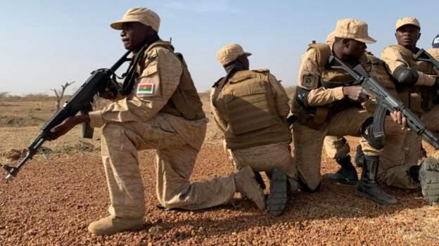 Burkina Faso Army Destroys Militants' Base