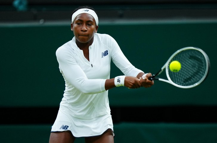 COVID-19 Coco Gauff Withdraws From Tokyo 2020