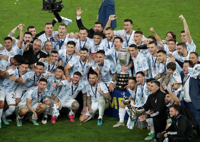 Copa America Argentina Beat Brazil As Messi Wins First Title