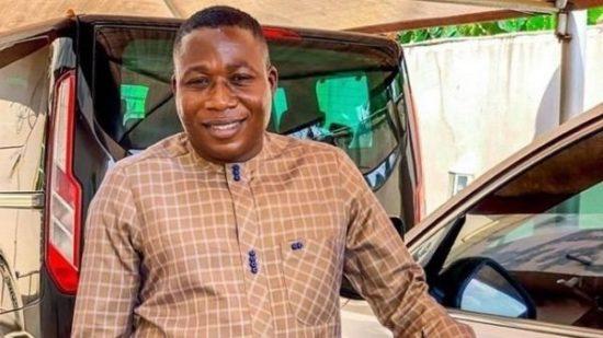 Igboho Trying To Get New Passport, Flee Nigeria - FG