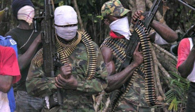Insecurity Gunmen Kidnap Seven Naval Officers In Edo