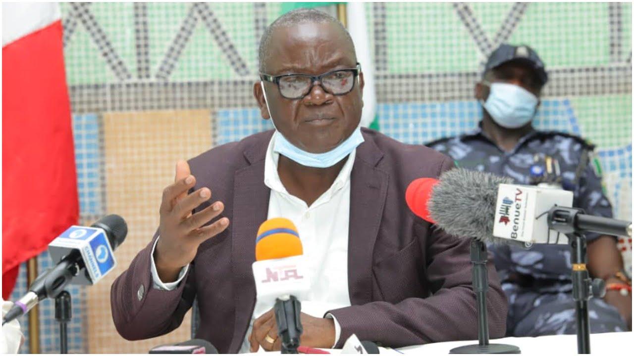 Ortom Backs Kukah, Asks FG To Stop Intimidating Nigerians