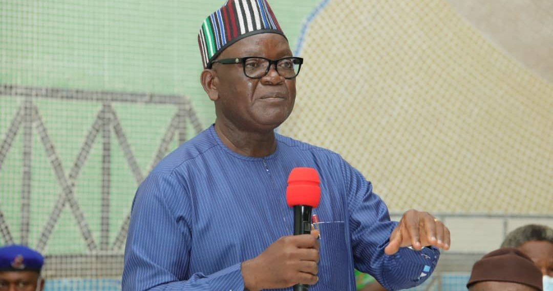 Ortom Condemns Killing Of Aid Workers In Benue
