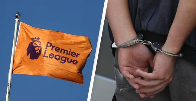 Premier League Footballer Arrested Over Child Sex Allegations