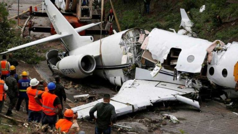 Six Killed In Private Plane Crash In Haiti
