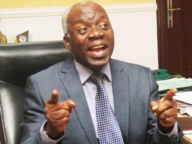 We're In Trouble If e-transfer of results Is Blocked – Falana