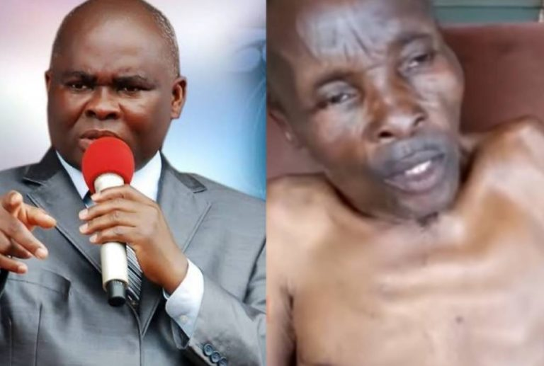 churches How Pastor Muoka Is Neglecting His Pastor To Die Painfully 3
