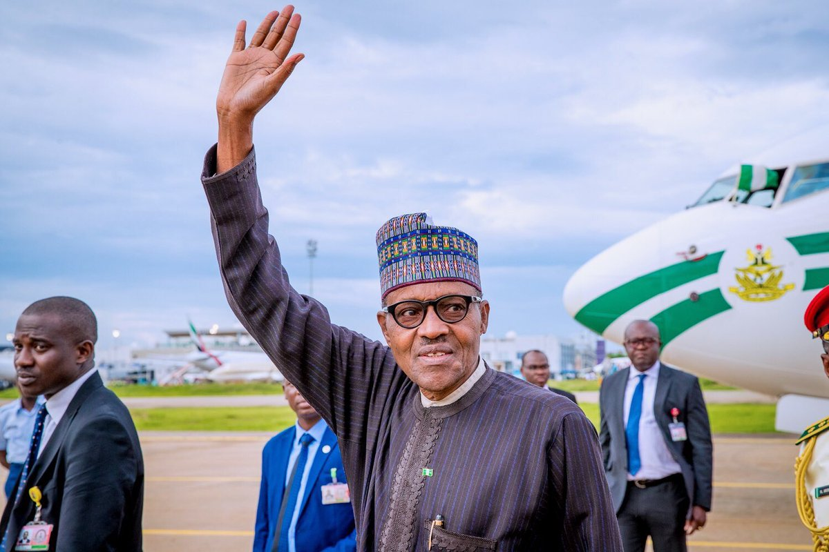 'Why President Buhari Travels To The UK For Medicals'