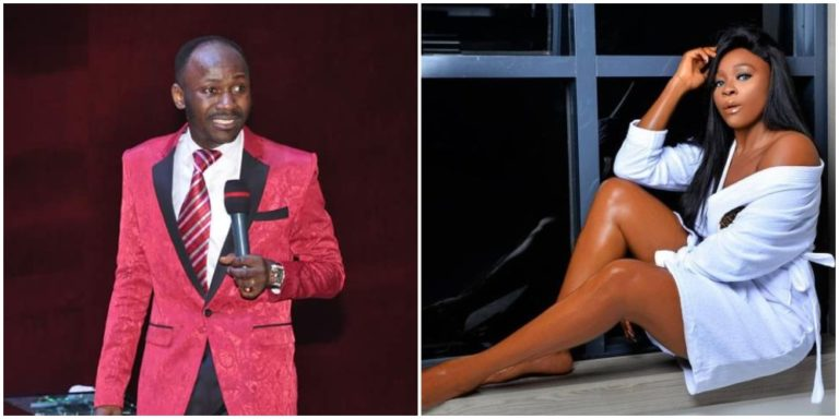 Apostle Suleman Opens Up On Ifemeludike's Sexual Allegation