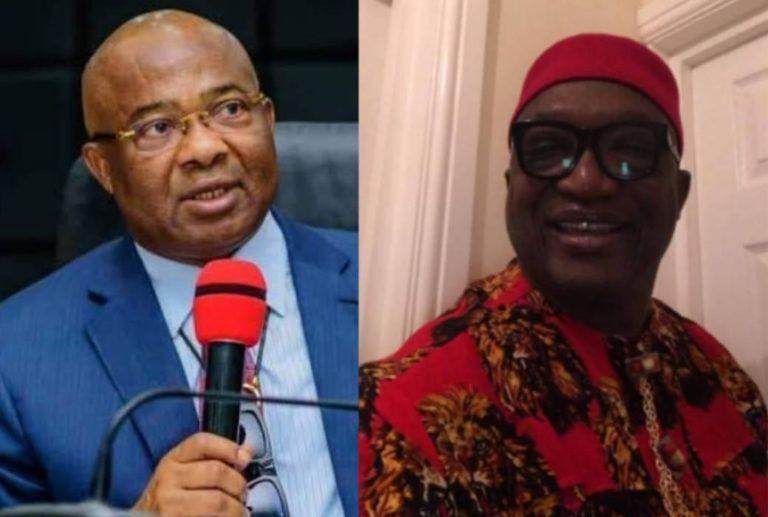 Governor Uzodinma Is Imo State's Messiah - Chief Ekeh