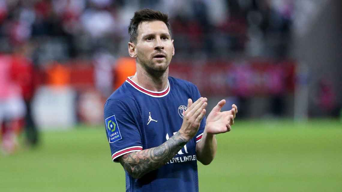 Messi's Debut For PSG Breaks Viewing Records