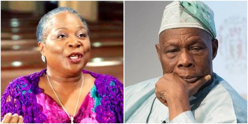 Onyeka Onwenu Opens Up On 'Secret Marriage With Obasanjo'