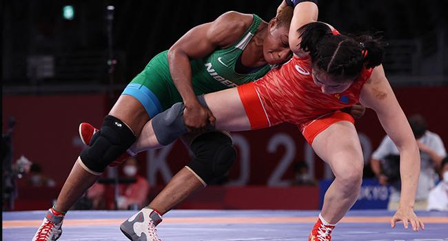 Tokyo 2020 Nigeria Guaranteed Medal As Oborududu Hits Final