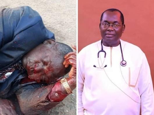 Akunyili Breaking: Dora Akunyili's Husband Killed By Unknown Gunmen