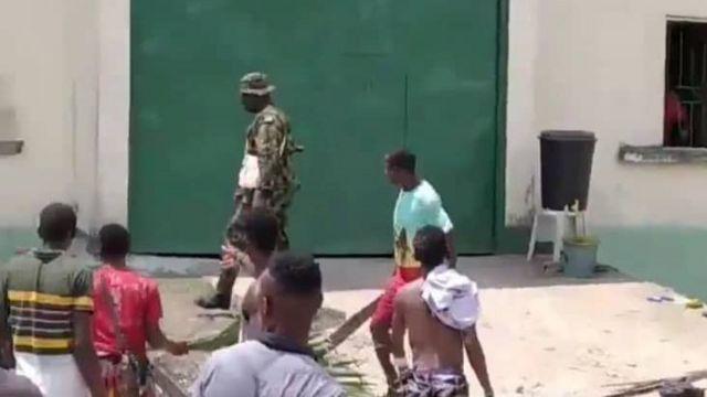 240 Inmates Escape As Gunmen Break Kogi Prison