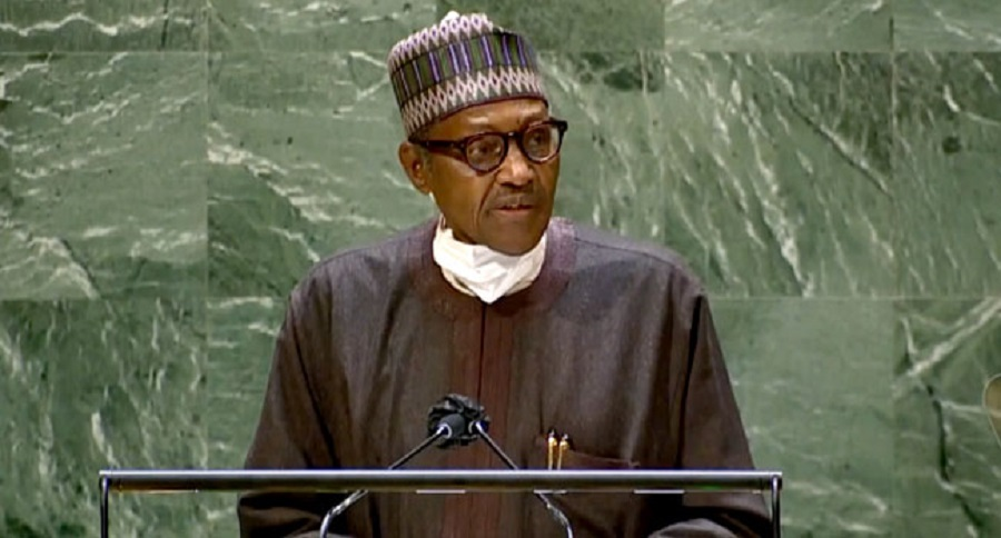 Buhari At UN Calls For Term Limits For African Leaders