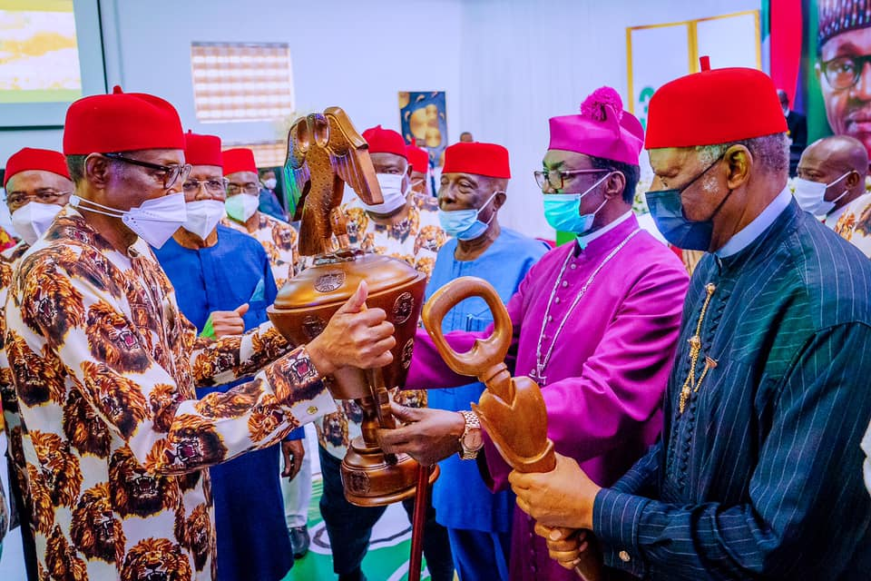 Commander-In-Thief Of Nigeria And His Worthless Visit To Imo