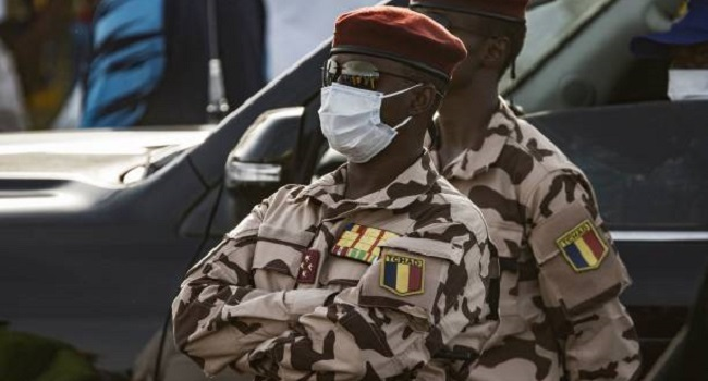 Chad Idriss Junta Leader Names Transitional Parliament
