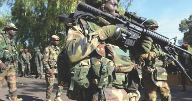 DHQ Opens Up On Alleged Mass Burial Of Bandits