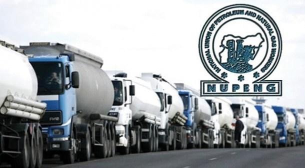 Fresh Oil Crisis Looms As NUPENG Begins Strike On October 8