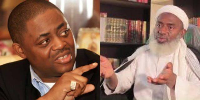 Gumi Blasts Fani-Kayode, Calls Him 'Judas Of Oduduwa'