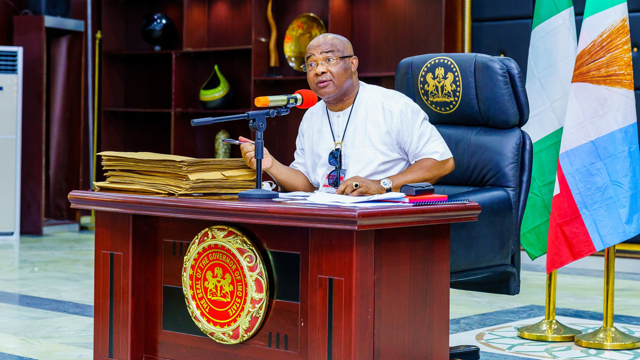 \Izombe Mayhem: Uzodinma Decries Killing Of Soldiers, Statesmen