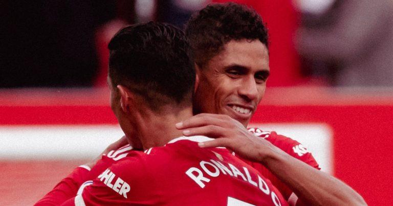 How Ronaldo Managed To Change Man United's Atmosphere - Varane