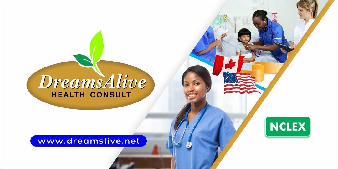 DreamsAlive: African Nurses' Sure-Way To Work Abroad