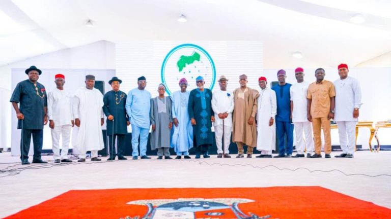 Insecurity Southern Governors Meet In Enugu
