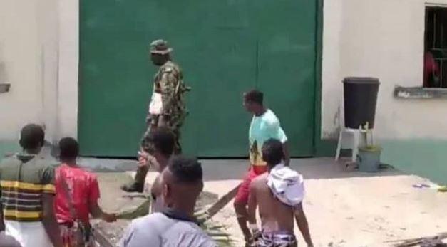 Jail Break 114 Fleeing Kogi Inmates Rearrested