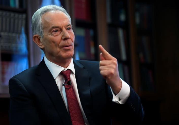 Jihadist Threat 'Getting Worse', Says Ex-UK PM Blair