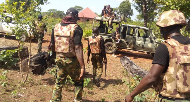 Many Killed As Bandits Flee Into Military Camp In Niger